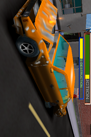 Screenshot iBash Cars 2 Lite